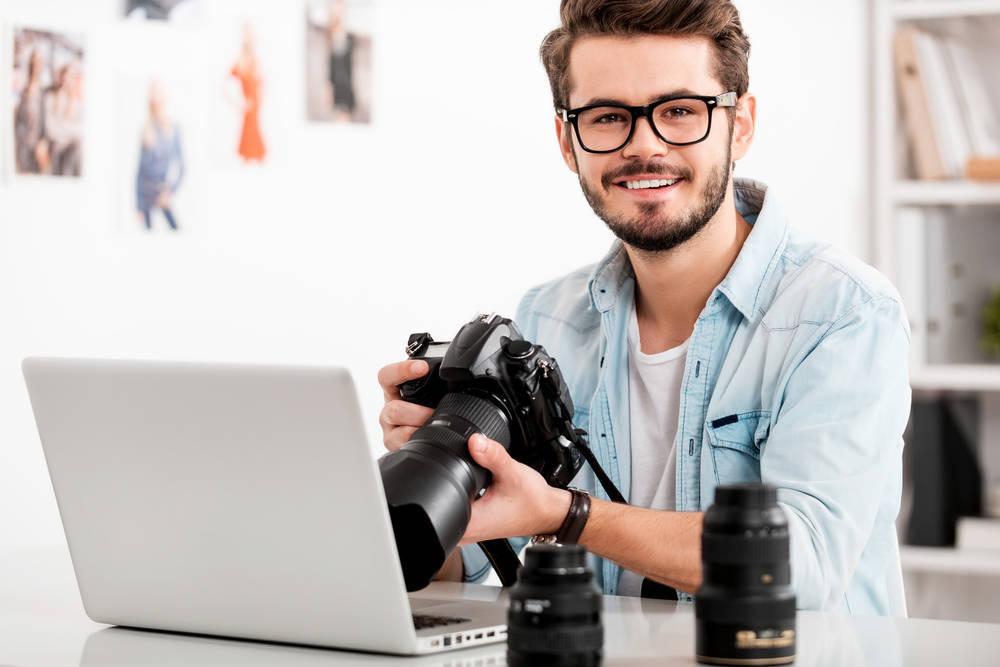 La última tecnología para mi estudio fotográfico