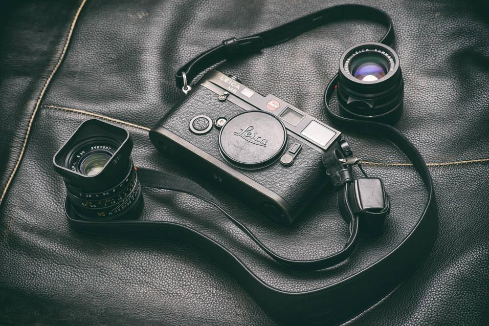 El origen de la fotografía moderna