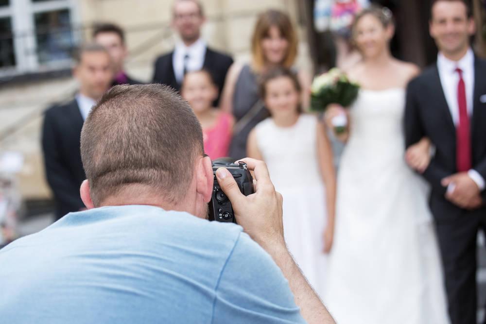 ¿Por qué es necesario un fotógrafo en una boda?