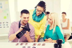 La fotografía, un elemento clave de la publicidad tradicional y la digital
